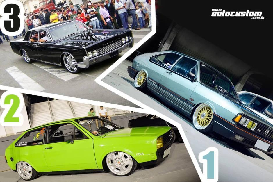 Os carros mais curtidos em junho de 2014 no Facebook