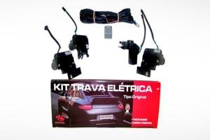 Exemplo Kit Travas Elétricas
