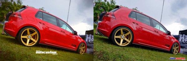 golf-2014-mk7-vermelho-rodas-douradas-bgt-5