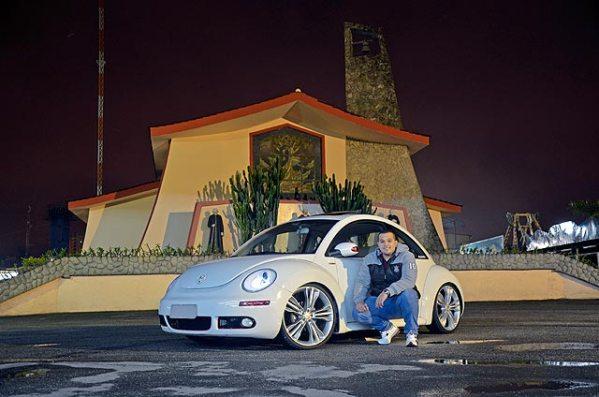 Atualizado: Beetle 2008 com nova configuração de som e rodas