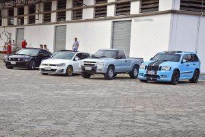 1º Dino Day em Cotia SP trouxe carros com mais de 400cv