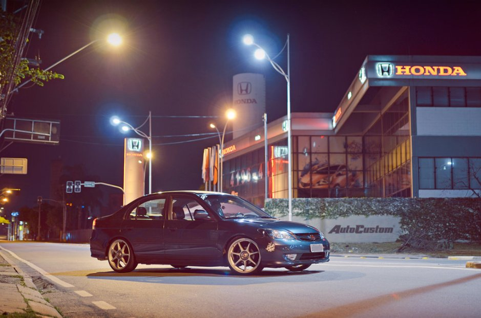 Civic LXL 2006 com aro 19 - Junior Valério