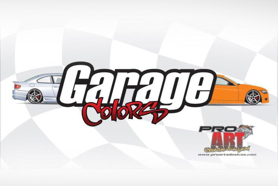 Garage Colors - Envelopamento automotivo Carapicuíba SP
