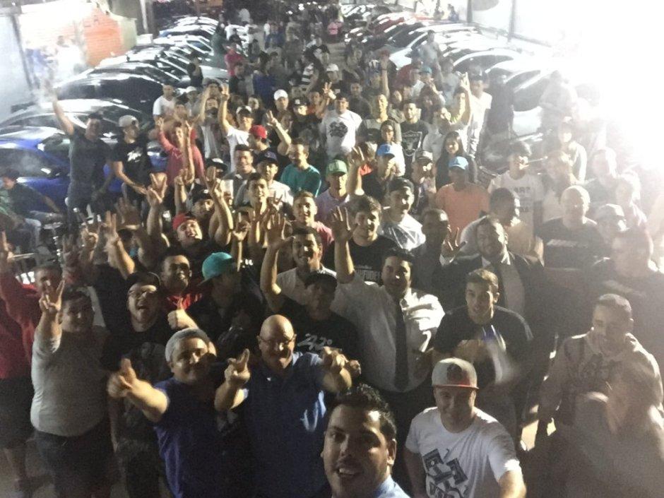 Mega Selfie - 272 Club