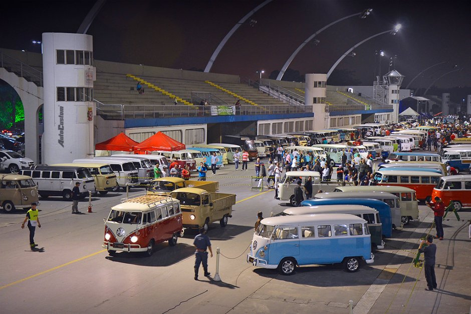 Noite da Kombi 2015 - Auto Show Collection
