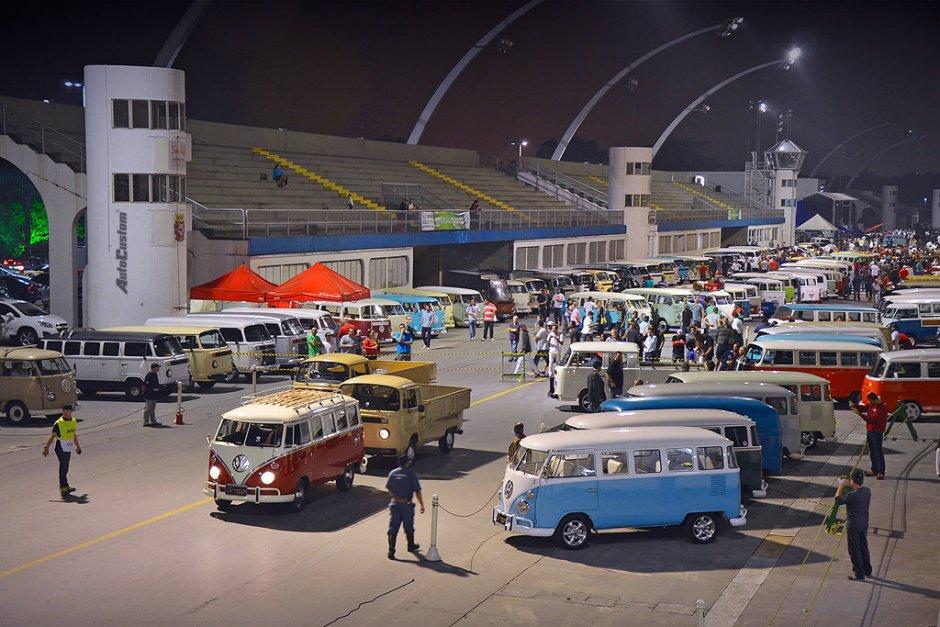 Noite da Kombi 2015 - Auto Show Collection