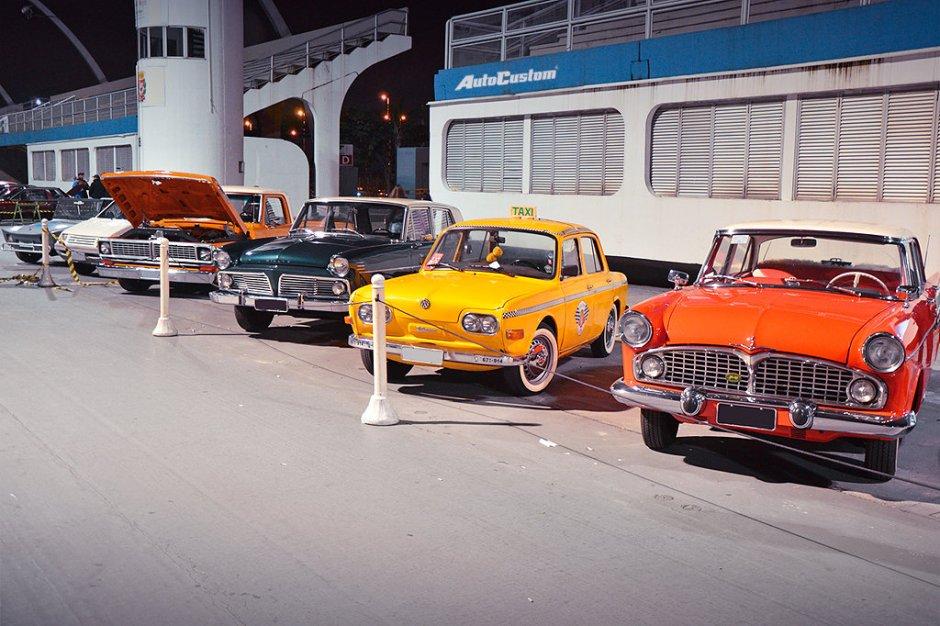 Noite da Indústria Brasileira 2015 no Auto Show Collection