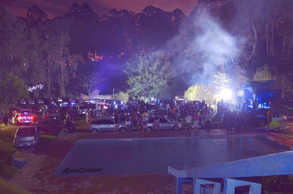 1º Big Bang Festival - Encontro de Paredões e Show de Música