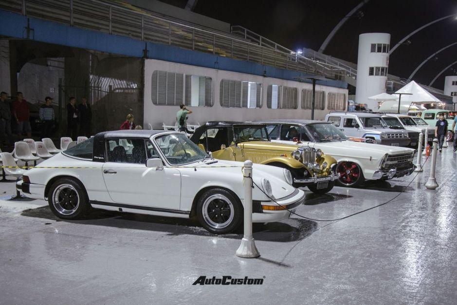 Fotos do Auto Show Collection de 15 de março de 2016