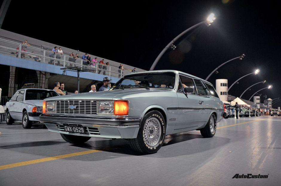 Fotos Noite dos Carros Anos 80 no Sambódromo Anhembi SP