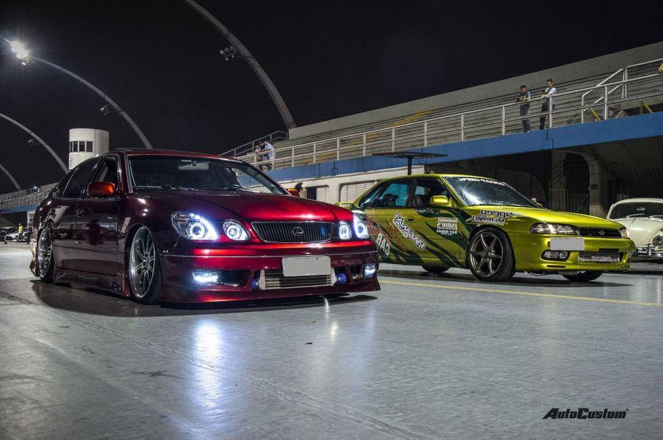 Noite dos Carros Japoneses - Auto Show Collection 2016