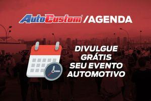 Divulgue seu evento automotivo grátis!