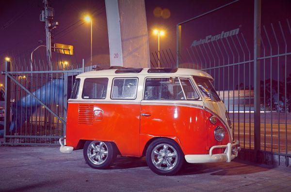 """Volkswagen """"Mini"""" Kombi"""