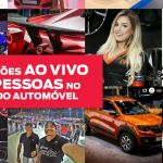 Posts do público sobre o Salão do Automóvel no Instagram