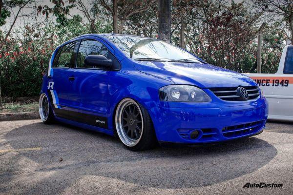 Volkswagen Fox R