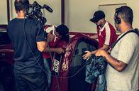 Bastidores da gravação para o AutoEsporte - Mercury