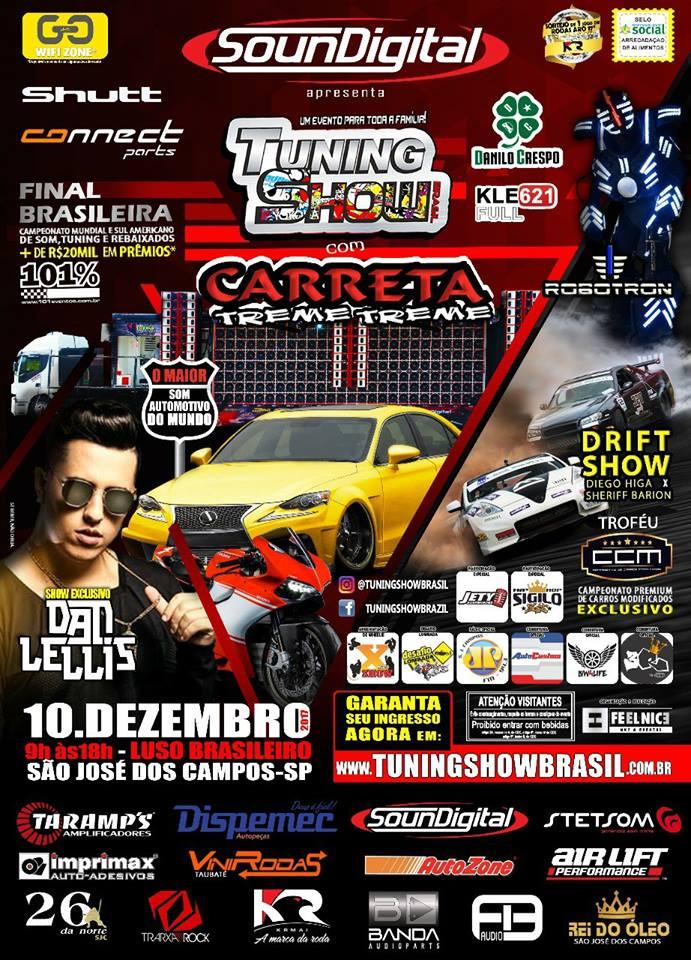 Tuning Show Brasil - Grande Final 2017