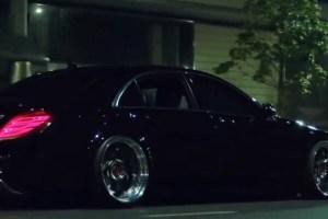 Mercedes VIP Style