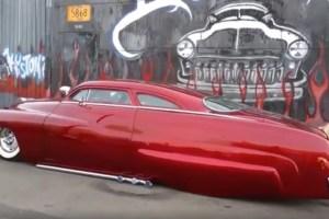 Mercury Hot Rod
