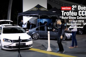 2º Duelo do Troféu CCM no Auto Show Collection 2018