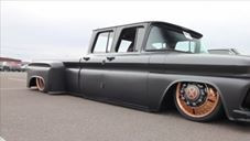 Chevrolet C10 1963 customizada