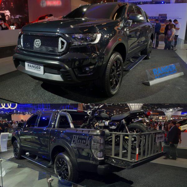 Ranger Black Edition Concept
