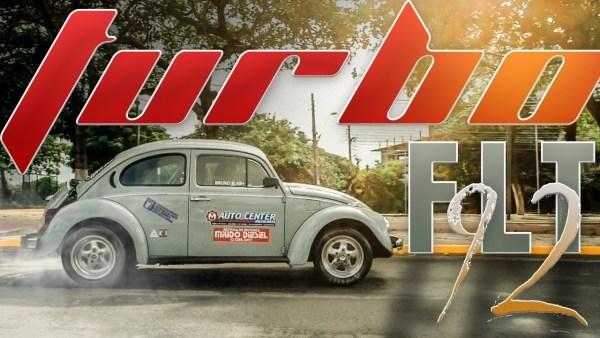 FUSCA TURBO FLT 92 DE ARRANCADA - METANOL - Tudo Rebaixado Tv