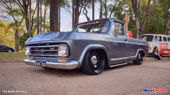 Destaque do Evento: Chevrolet C10