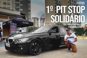 Fotos 1º Pit Stop Solidário