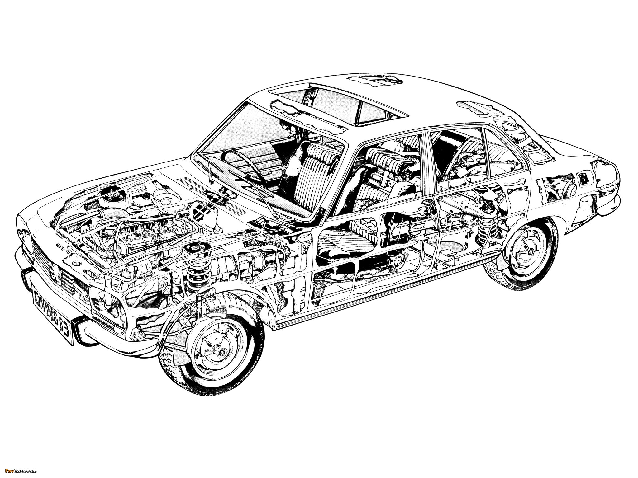Peugeot 504 Technical Specifications And Fuel Economy