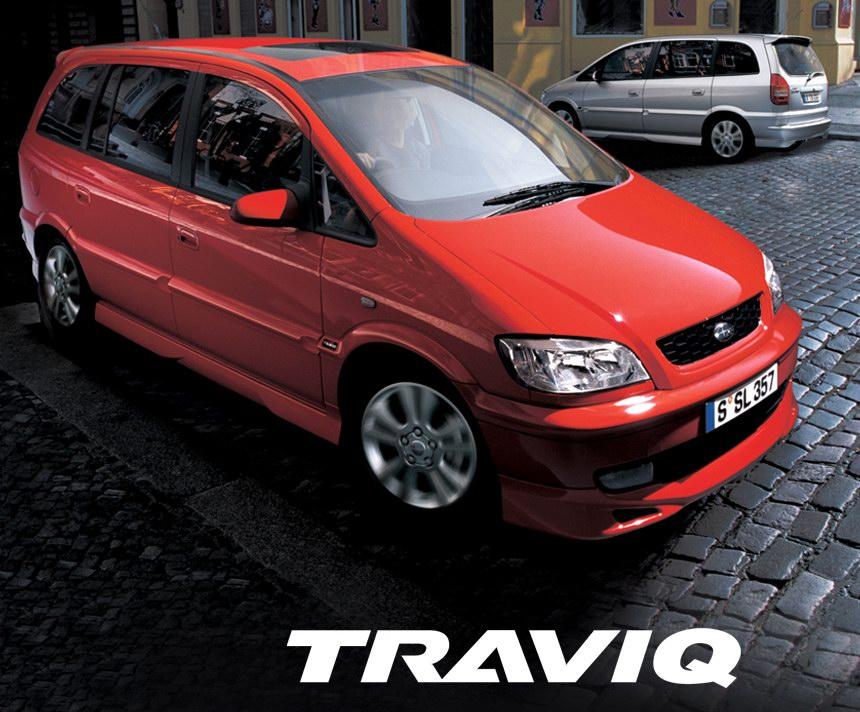 Subaru Traviq Technical Specifications And Fuel Economy