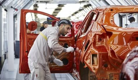 Nissan inicia la fabricación del Micra en Francia