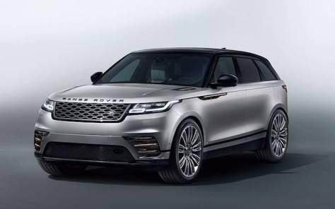El Range Rover Velar se escapa antes de tiempo