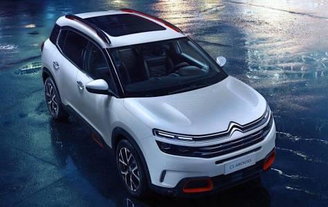 El nuevo Citroën C5 Aircross se escapa antes de tiempo