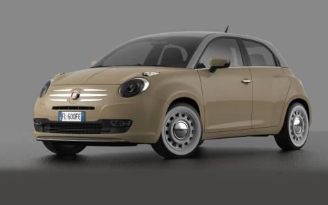 El SEAT 600 BMS Concept estará en el Salón de Barcelona