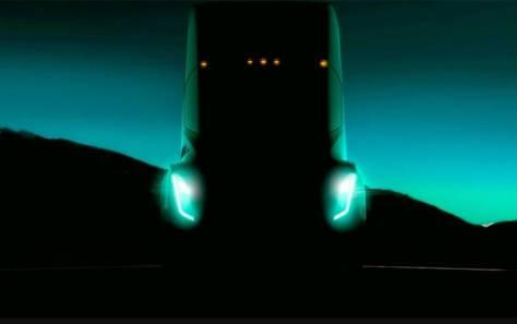 El camión de Tesla ya tiene su primera imagen oficial