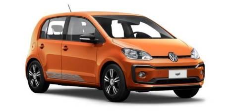 El renovado Volkswagen Up! llega a México