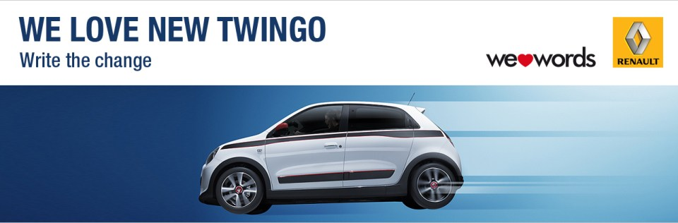 Concours Renault Twingo