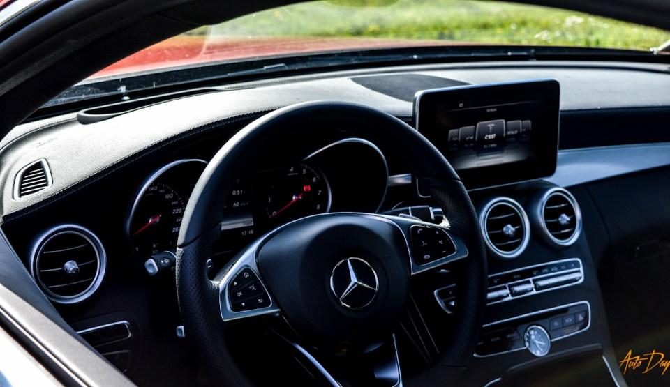 Mercedes Classe C300 Coupé