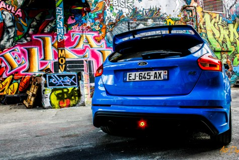 Ford Focus RS-40
