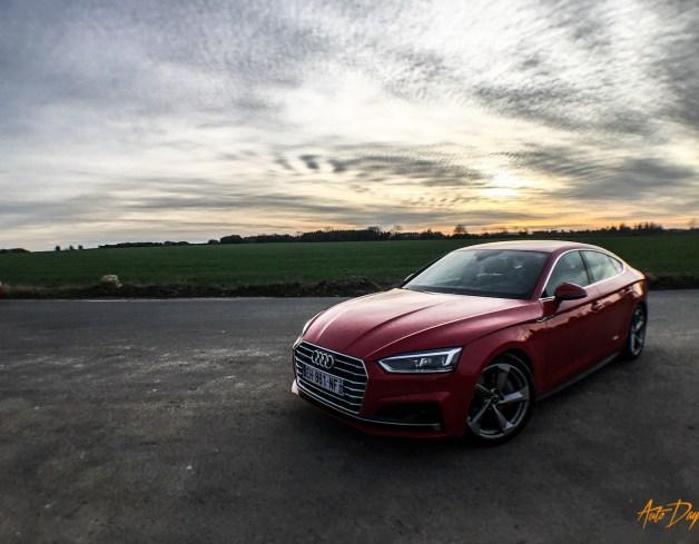Audi A5 SB-20