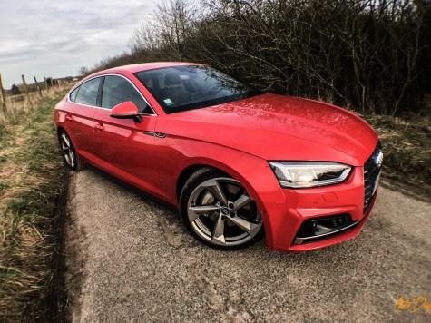 Audi A5 SB-5