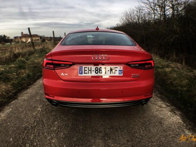 Audi A5 SB-6