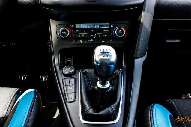 Ford Focus RS interieur-12