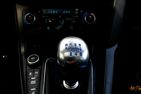 Ford Focus RS interieur-13