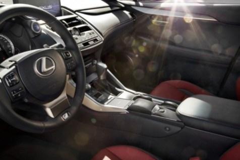Lexus NX MY2018
