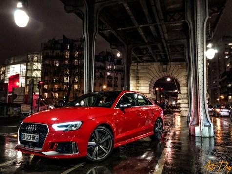 Audi RS3 Berline LR-17