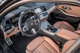 Nouvelle BMW Série 3 Berline.