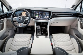 VW Touareg MY18 interieur