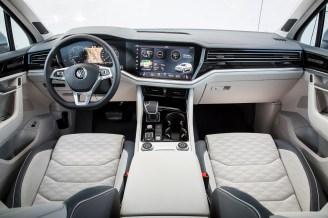 VW Touareg MY18 interieur
